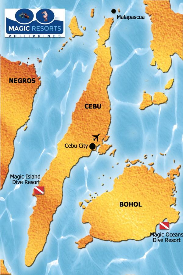 Magic oceans dive resort bohol filippijnen - Magic oceans dive resort ...