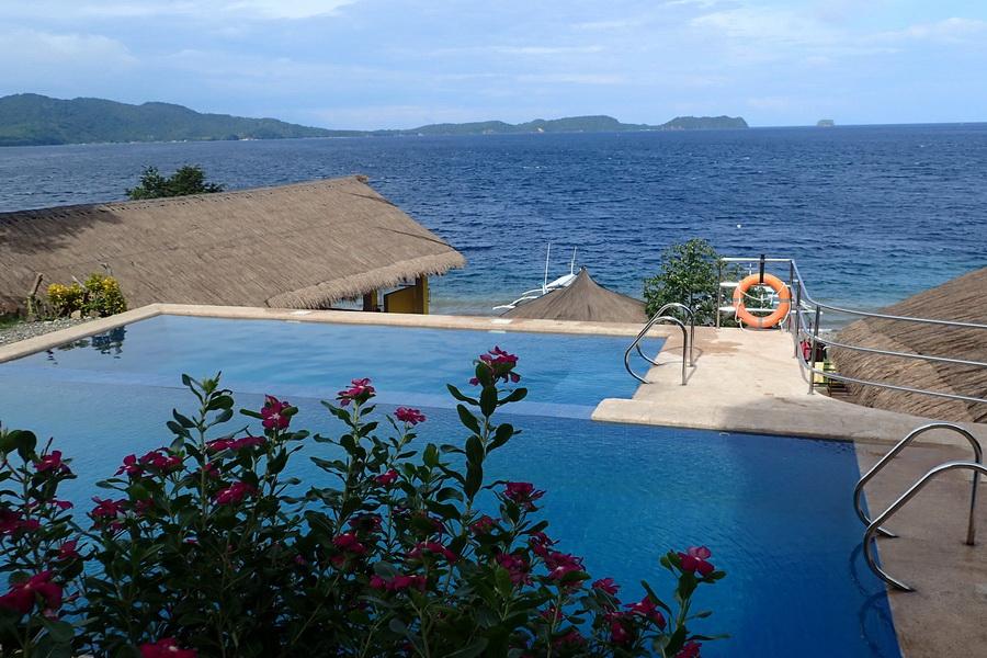 Buceo anilao beach dive resort diving world duikvakanties - Sanom beach dive resort ...