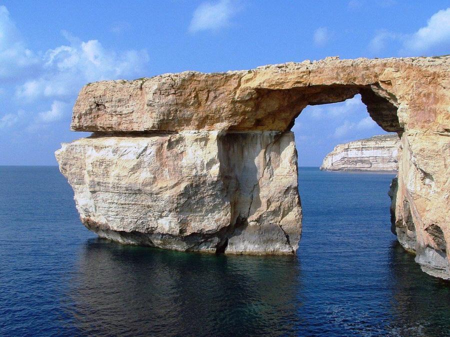 Duikvakantie malta gozo diving world duikvakanties - Malta finestra azzurra ...