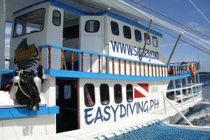 Duiksafari Visayas met Easy Diving