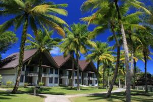 Verlengingen aan wal in (duik)resorts Palau
