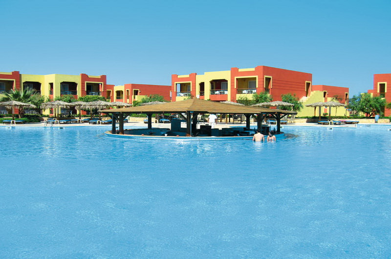 Duikvakantie tulip marsa alam diving world duikvakanties - Dive inn resort egypt ...