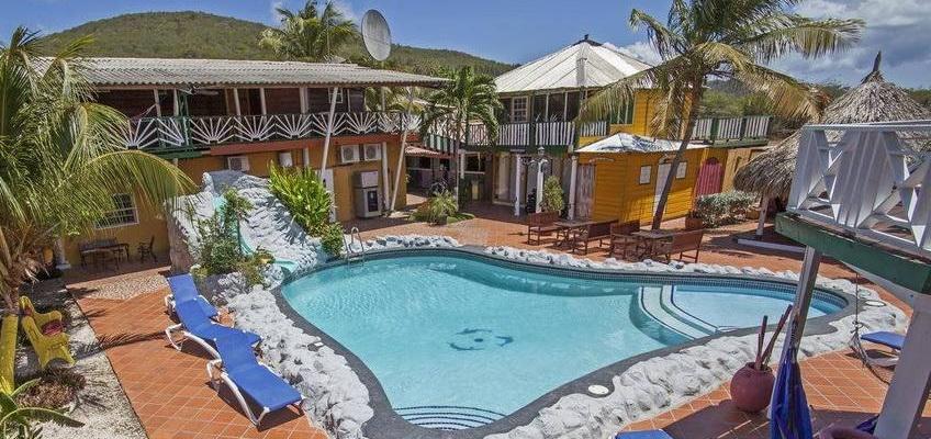 El Sobrino Resort Restaurant Diving World Duikvakanties